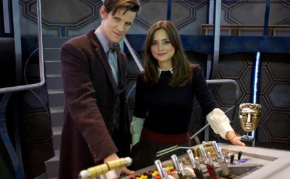 Doctor Who: Jenna-Louise Coleman parla dell'uscita di scena di Matt Smith