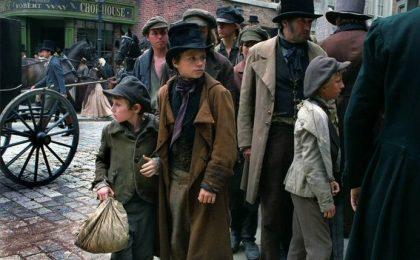 Stasera in TV, domenica 10 novembre: Un passo dal cielo 2, Oliver Twist
