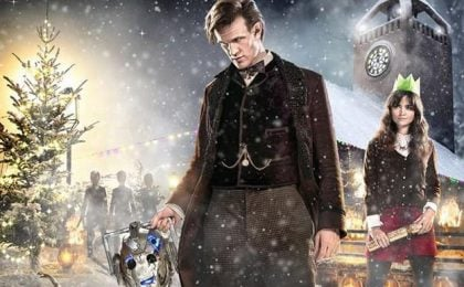 Doctor Who: i dettagli su The Time of Doctor, speciale natalizio [FOTO+VIDEO]