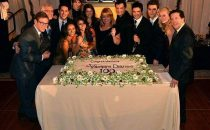 The Vampire Diaries: foto del party per il 100esimo episodio