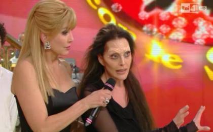 Ballando con le Stelle 2013, Anna Oxa shock: 'Sono stata aggredita e insultata' [VIDEO]