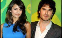 The Vampire Diaries: Nina Dobrev e Ian Somerhalder di nuovo insieme?