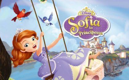 Sofia La Principessa: in arrivo su Rai Due la serie tv animata Disney per bambine