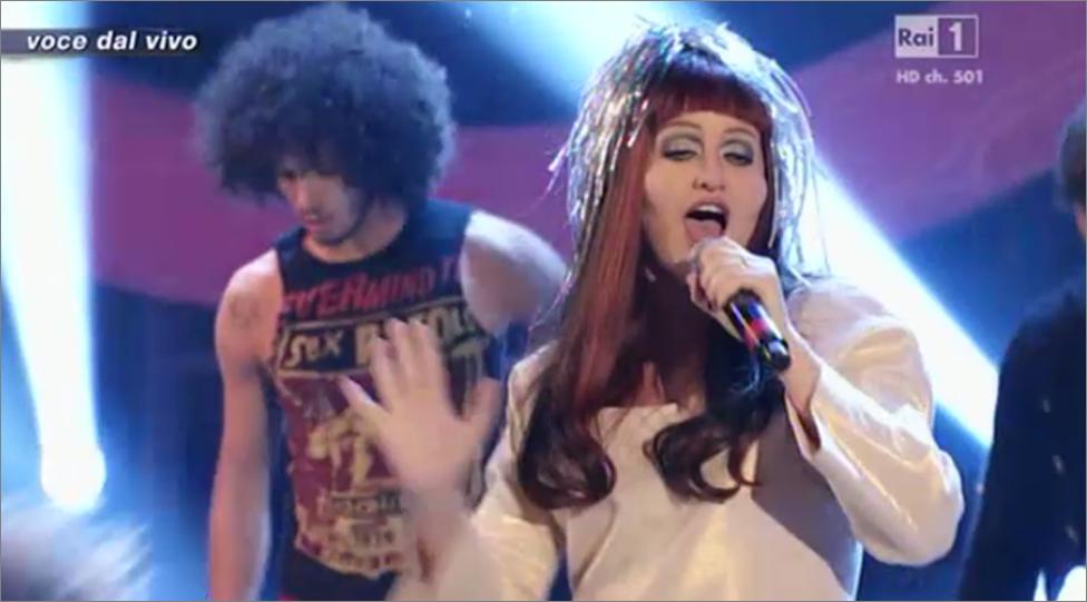 Cher imitata da Silvia Salemi
