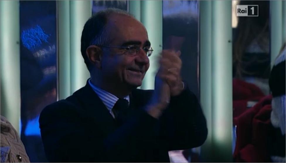 Giancarlo Leone, direttore Rai1