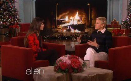 Glee: Lea Michele parla di Cory Monteith in tv per la prima volta dalla sua morte [VIDEO]