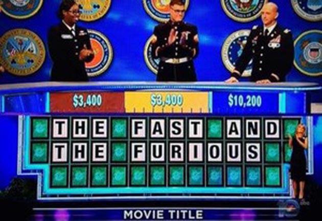 La Ruota della Fortuna USA: scuse per il quiz su Fast and Furious dopo la morte di Walker