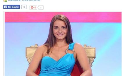 Uomini e donne: 'la scelta di Anna Munafò è Emanuele' ma la bufala beffa (tutto) il web