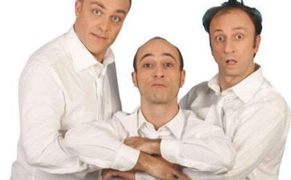 Made in Sud, i Ditelo Voi mattatori: chi sono i tre comici napoletani 'Gomorroidi'