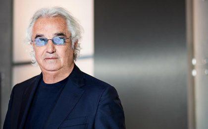 Tiki Taka News, Flavio Briatore contro Pierluigi Pardo: lite in diretta Tv