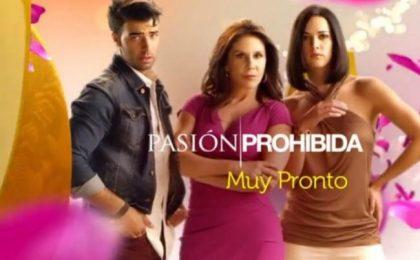 Pasiòn Prohibida, la telenovela sospesa da Rai 2 torna a giugno [FOTO]