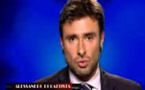 Servizio Pubblico: Alessandro Di Battista, bello a Cinque Stelle da Santoro [Video]