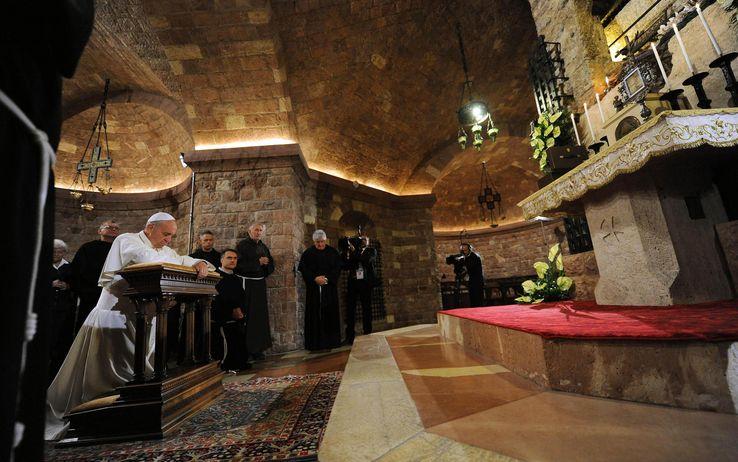 Fiction Rai: San Francesco e Papa Bergoglio per Claudia Mori e Liliana Cavani
