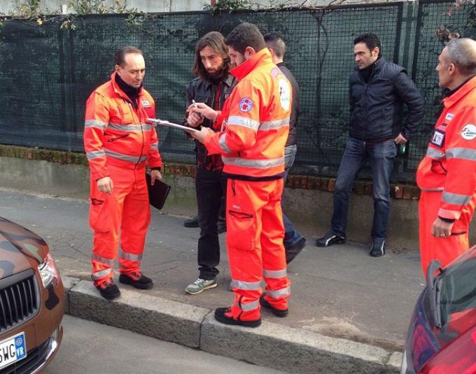Striscia la Notizia, Vittorio Brumotti e Giorgia Palmas derubati durante un servizio!