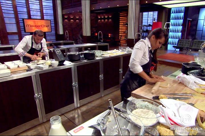 Cannelloni Beatrice vs Michele Guida