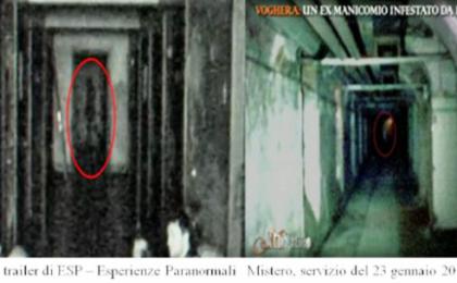 Mistero su Italia1 si ispira ad Esp? Il manicomio di Voghera come nel film