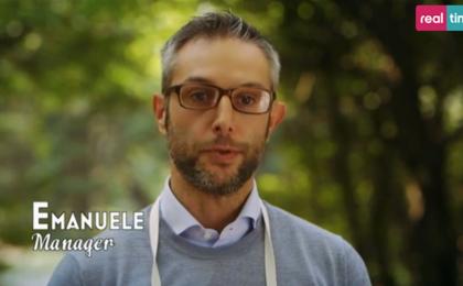 Bake Off Italia, Emanuele sogna La Prova del Cuoco e su Madalina: 'Meritava di vincere'