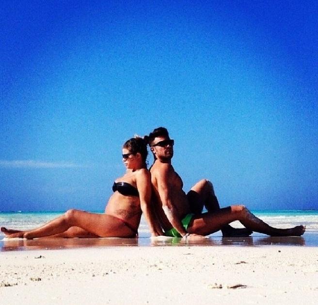 Eugenio e Francesca a Cuba
