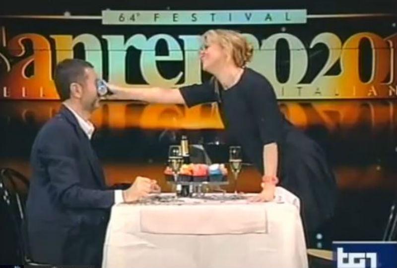 Festival Sanremo 2014 spot Fazio Littizzetto