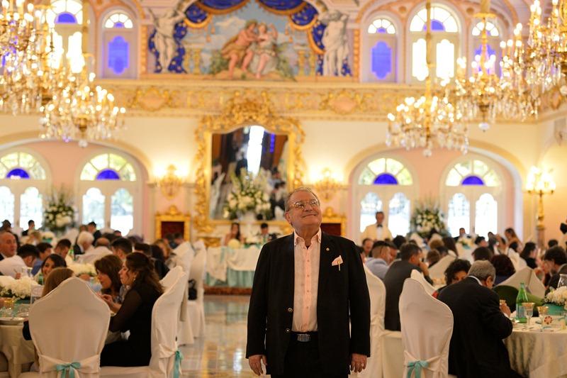 Il boss delle cerimonie, su Real Time feste di matrimonio all'insegna dell'eccesso