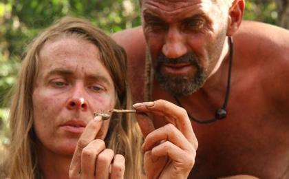 Nudi e Crudi: Discovery Channel porta su Sky Sconosciuti e Survivor (insieme)
