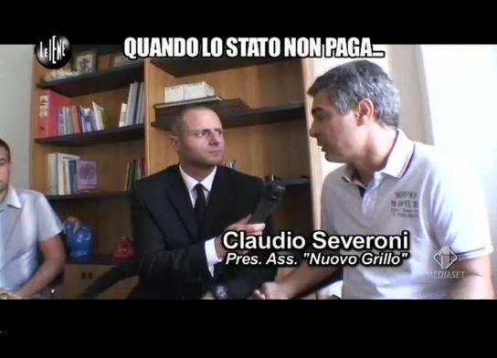 Le Iene 29_01_14 Nuovo grillo