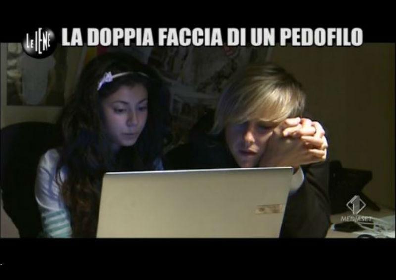Le Iene 29_01_14 Pedofilia Giulia