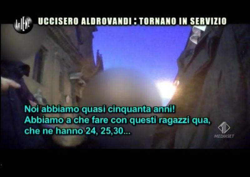 Le Iene 29_01_14 Poliziotti 04