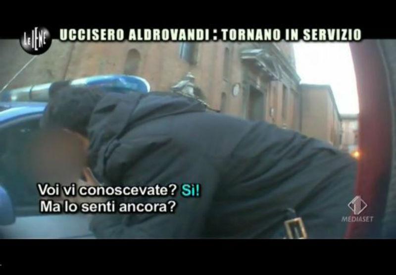Le Iene 29_01_14 Poliziotto