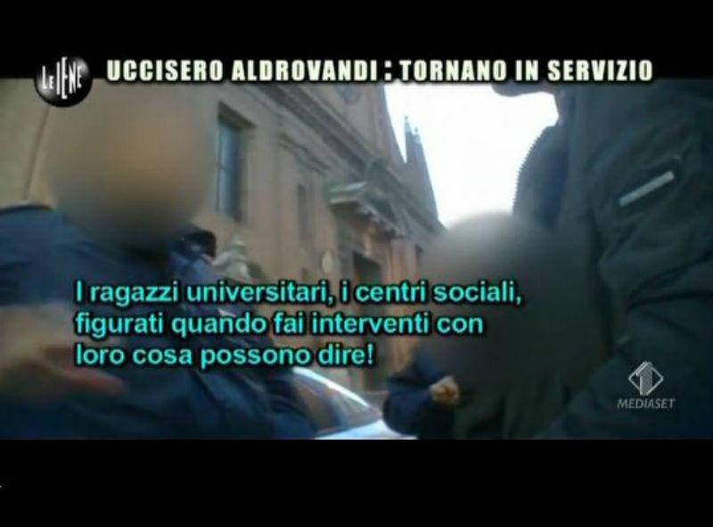 Le Iene 29_01_14 Poliziottoi 02
