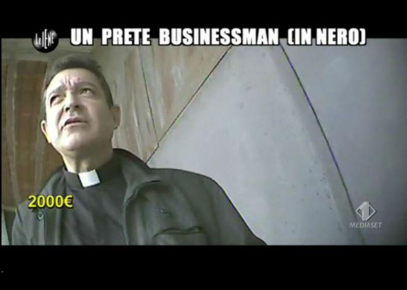 Le Iene 29_01_14 Prete 2000 euro