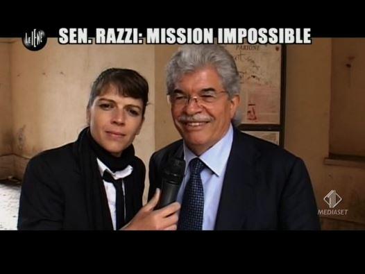 Le Iene 29_01_14 Razzi