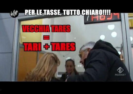 Le Iene 29_01_14 Tasse