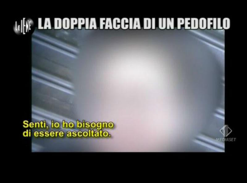 Le Iene 29_01_14 pedofilo ascolto