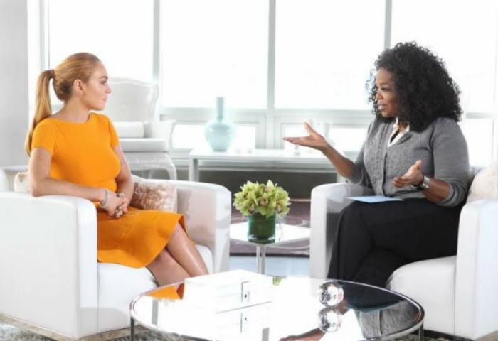 Lindsay Lohan, la docu-fiction verità prodotta da Oprah Winfrey in onda su OWN dal 9 marzo