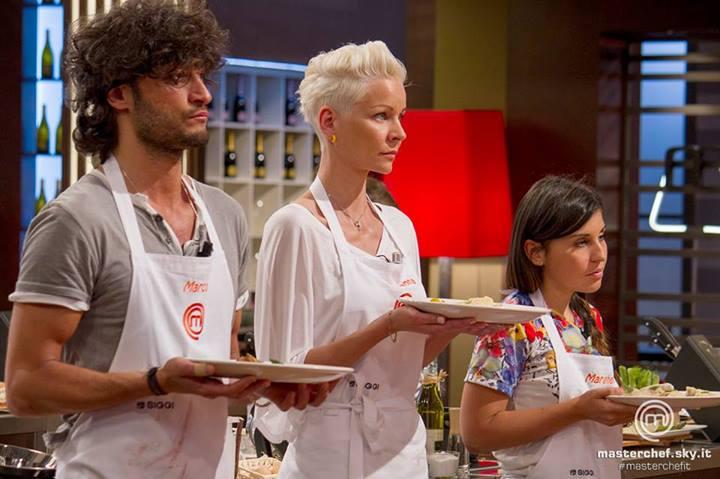 Marco, Giovanna, Margherita  i piatti peggiori della Mystery box