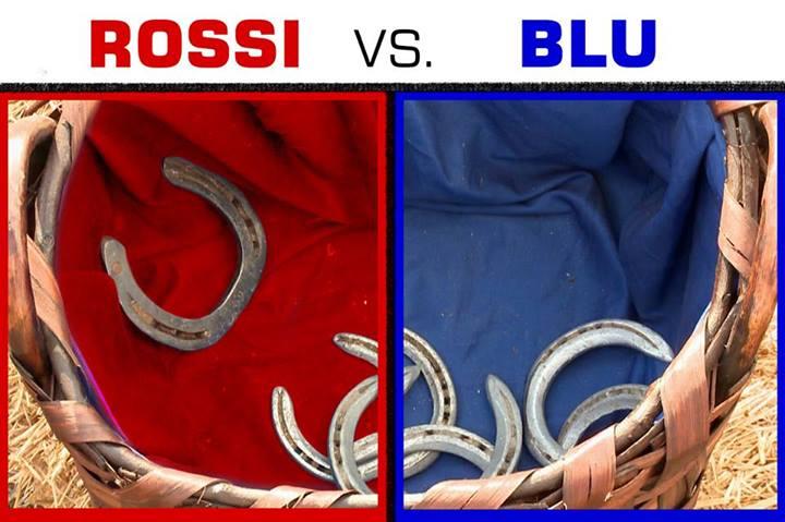 Rossi vs Blu, sfida esterna in Maremma