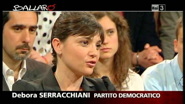 Ballarò, anticipazioni puntata 14 gennaio 2014: ospiti Serracchiani e Lorenzin