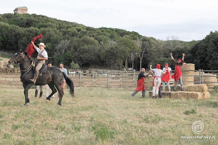 Squadra rossa vince in Maremma