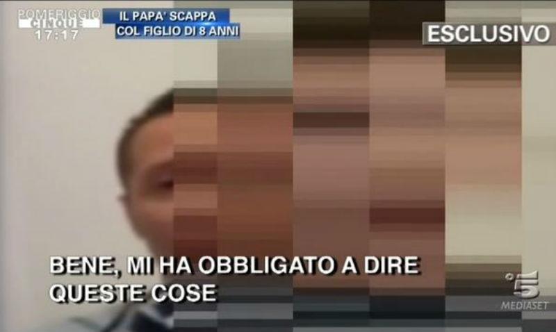 Video Bambino rapito