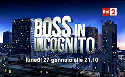Boss in incognito, anticipazioni prima puntata: Rai2, Costantino Della Gherardesca e il lavoro