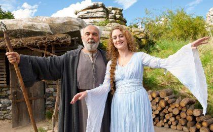 Merlin-Incantesimo d'amore, su Italia 1 la serie tv francese dedicata al mago Merlino