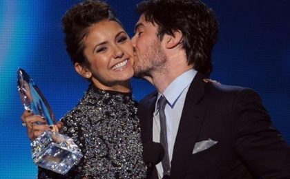 People's Choice Awards 2014, tra i vincitori Ian Somerhalder, Nina Dobrev e la CW [FOTO]