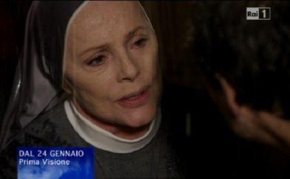 Madre, aiutami: su Raiuno Virna Lisi è Suor Germana e indaga come Don Matteo
