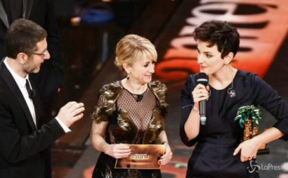 Sanremo 2014: Arisa trionfa con Controvento