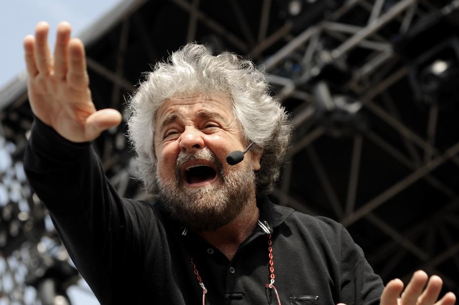 Festival di Sanremo 2014: Beppe Grillo ha comprato i biglietti. Cosa farà?