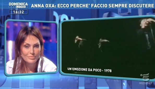 Domenica Live 09.02.2013 Oxa 1978