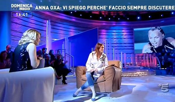 Domenica Live 09.02.2013 Oxa Sanremo 04