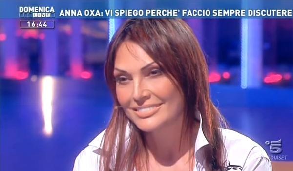 Domenica Live 09.02.2013 Oxa Sanremo Fine