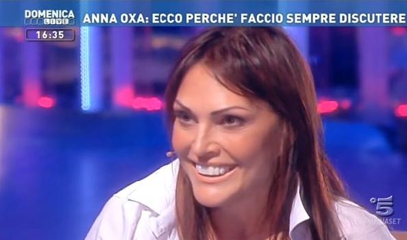 Domenica Live 09.02.2013 Oxa Sanremo
